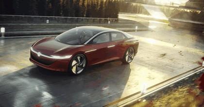 2018 Volkswagen I.D. Vizzion concept 19