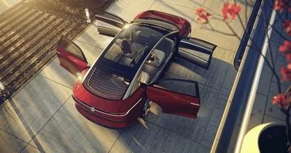 2018 Volkswagen I.D. Vizzion concept 21