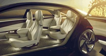 2018 Volkswagen I.D. Vizzion concept 26