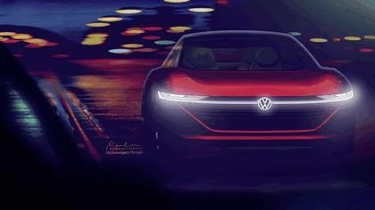 2018 Volkswagen I.D. Vizzion concept 28