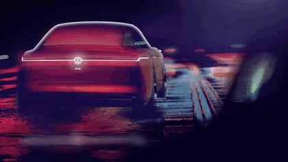 2018 Volkswagen I.D. Vizzion concept 29