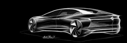 2018 Volkswagen I.D. Vizzion concept 31
