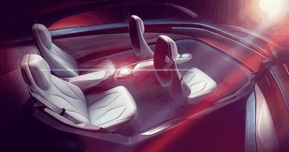 2018 Volkswagen I.D. Vizzion concept 39