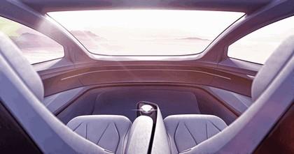 2018 Volkswagen I.D. Vizzion concept 44