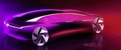 2018 Volkswagen I.D. Vizzion concept 48