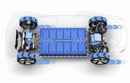 2018 Volkswagen I.D. Vizzion concept 51