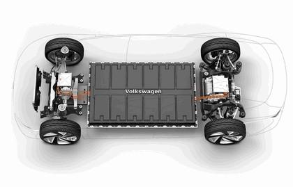 2018 Volkswagen I.D. Vizzion concept 52
