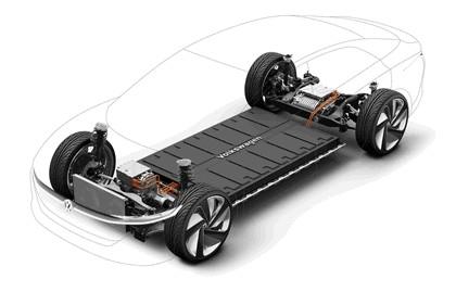 2018 Volkswagen I.D. Vizzion concept 53