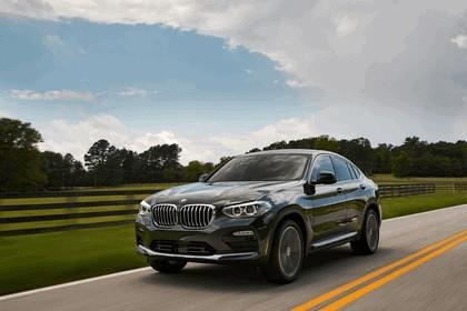 2018 BMW X4 xDrive30i 8