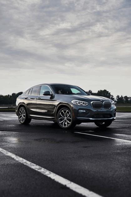 2018 BMW X4 xDrive30i 35