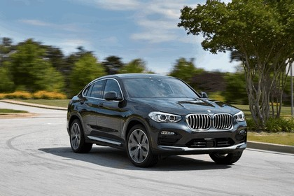 2018 BMW X4 xDrive30i 45