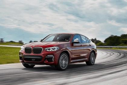 2018 BMW X4 M40d 1
