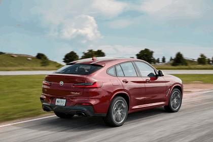 2018 BMW X4 M40d 7