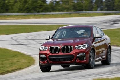 2018 BMW X4 M40d 10