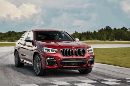 2018 BMW X4 M40d 11