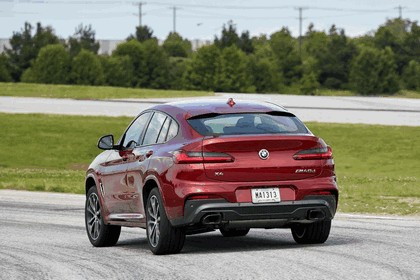 2018 BMW X4 M40d 13