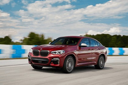 2018 BMW X4 M40d 17