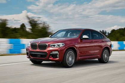 2018 BMW X4 M40d 19