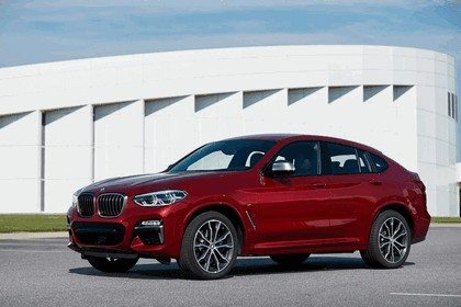 2018 BMW X4 M40d 43