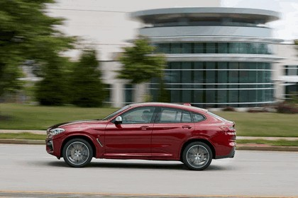 2018 BMW X4 M40d 47