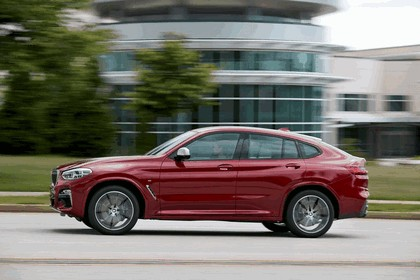 2018 BMW X4 M40d 48