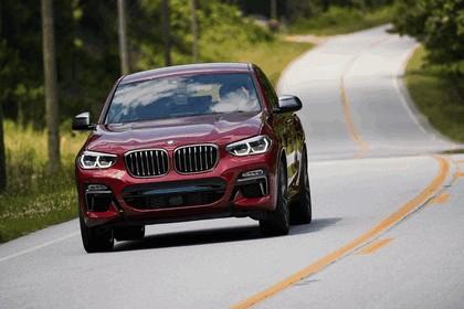 2018 BMW X4 M40d 52