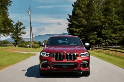 2018 BMW X4 M40d 57