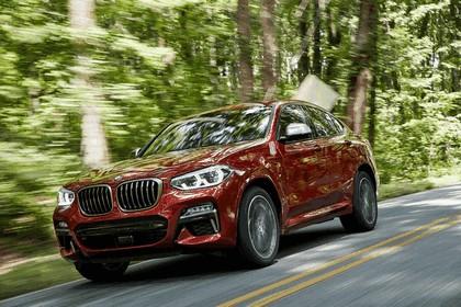 2018 BMW X4 M40d 59