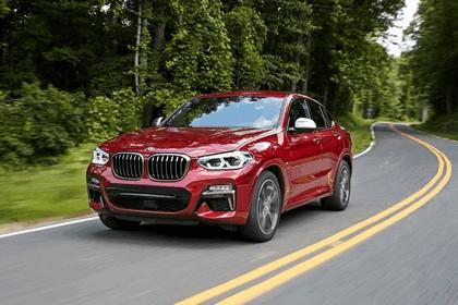 2018 BMW X4 M40d 61