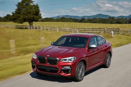 2018 BMW X4 M40d 62