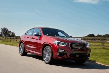 2018 BMW X4 M40d 72