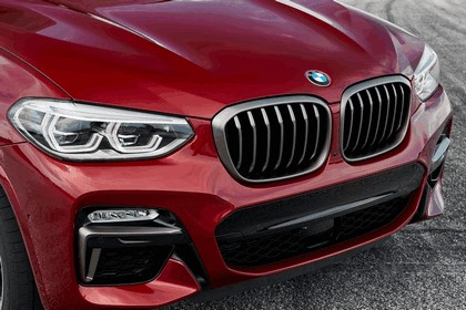 2018 BMW X4 M40d 81