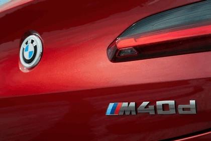 2018 BMW X4 M40d 85