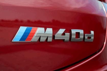 2018 BMW X4 M40d 90