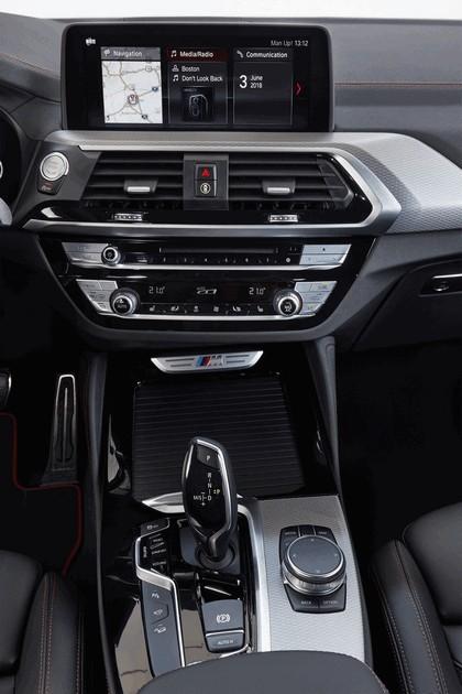 2018 BMW X4 M40d 95