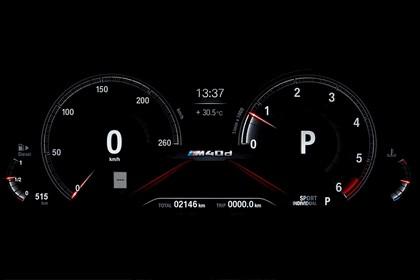 2018 BMW X4 M40d 126