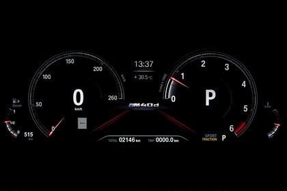 2018 BMW X4 M40d 129