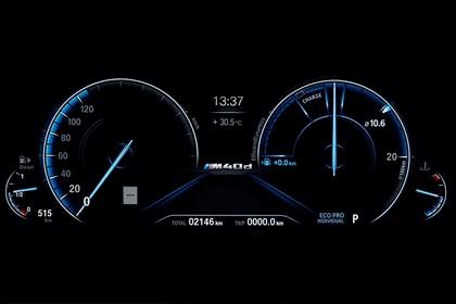 2018 BMW X4 M40d 131
