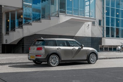 2018 Mini Clubman City 2