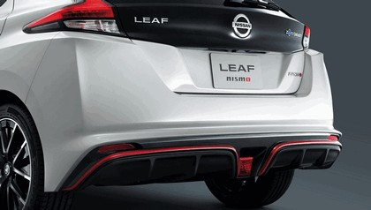 2018 Nissan Leaf Nismo 16