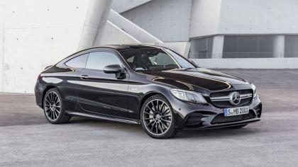 2018 Mercedes-AMG C 43 coupé 3