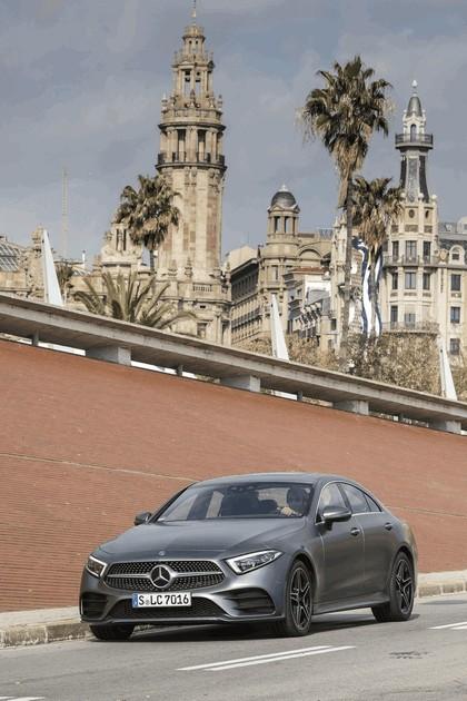 2018 Mercedes-Benz CLS 400d 4Matic 3