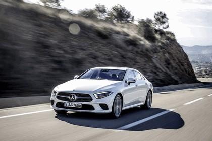 2018 Mercedes-Benz CLS 350d 4Matic 2