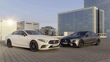 2018 Mercedes-Benz CLS 350d 4Matic 5