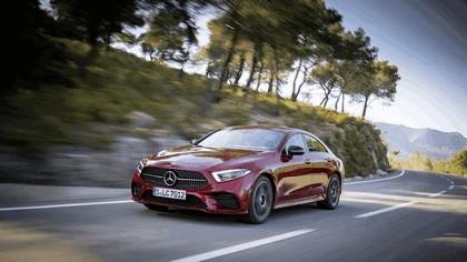 2018 Mercedes-Benz CLS 450 4Matic 1