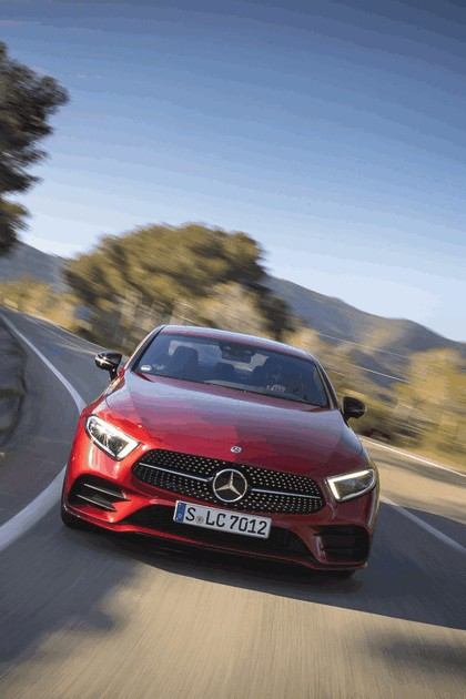 2018 Mercedes-Benz CLS 450 4Matic 4