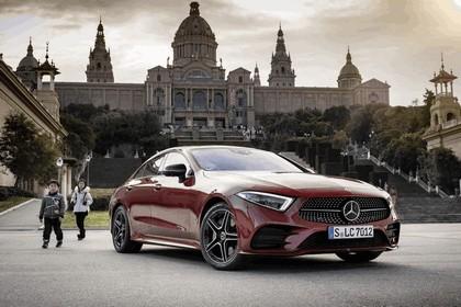 2018 Mercedes-Benz CLS 450 4Matic 5