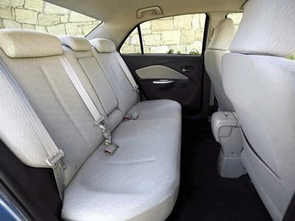 2007 Toyota Yaris Sedan 8