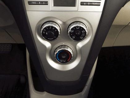 2007 Toyota Yaris Sedan 15