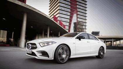 2018 Mercedes-AMG CLS 53 8